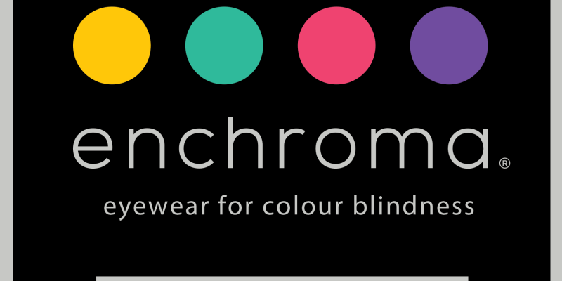 enchroma, enchroma glasses, colour blind, colour blindness, colour vision deficient, colour vision deficiency, CVD, colour blind glasses, enchroma UK, EYES on St Albans, Jez Levy, seeing colour for the first time,