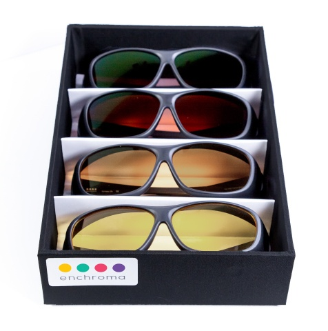 enchroma lenses, new enchroma lenses, enchroma lx, eyes on st albans
