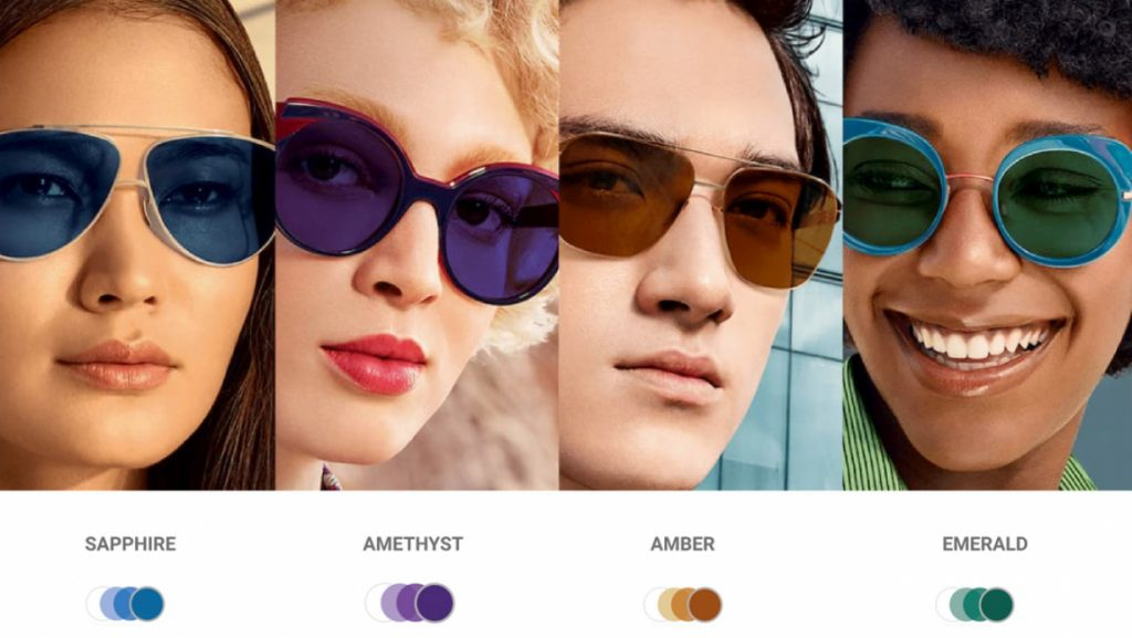 lenses, essilor, style colours, eyes on st albans, transitions, varilux, transitions signature, opticians