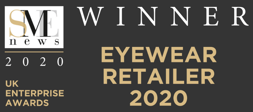 winner, sme awards, eyes on st albans, jez levy, st albans, marshalswick, eyewear retailer