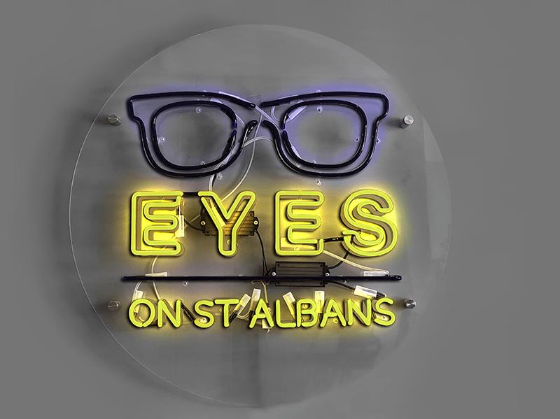 eyes on st albans, contact, marshalswick, enchroma, st albans, jez levy